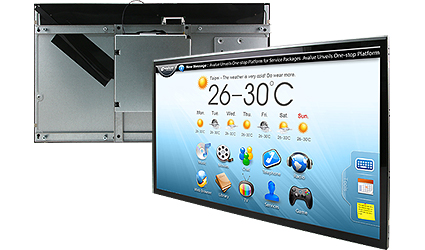 OFT-21W01 21 inch Open Frame Tablet