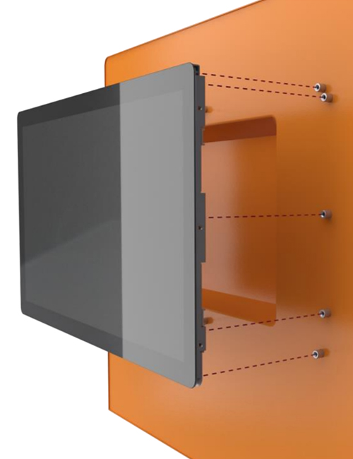 Flush Mounting Concept