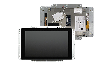 OFT-07W01 7 inch Open Frame Tablet
