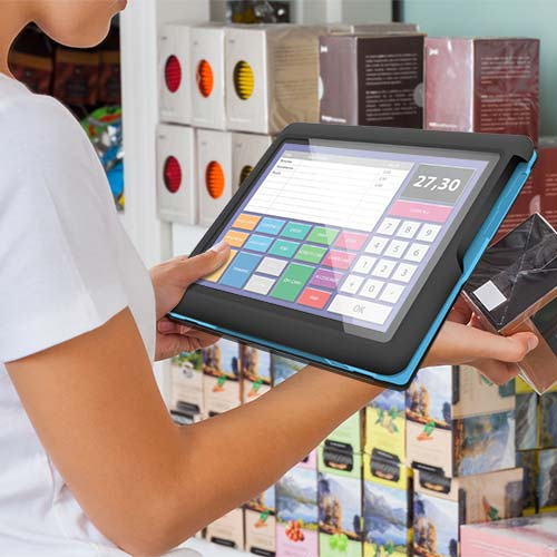RiTab-10T1 Tablet for Small Retail Management Solution