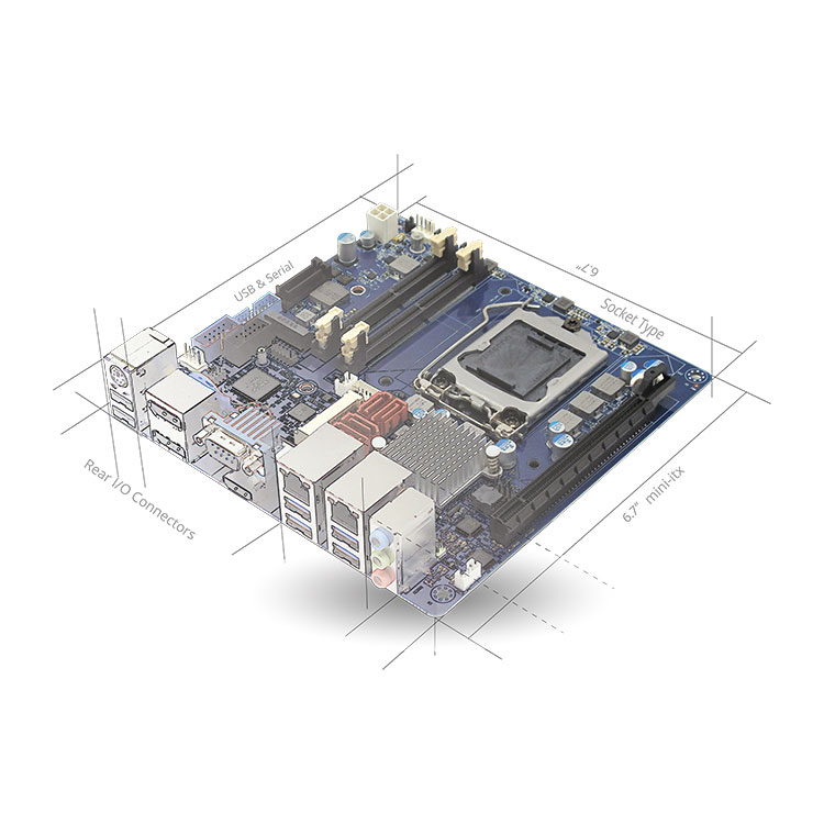 Turn-key Custom Motherboards & Computing Systems