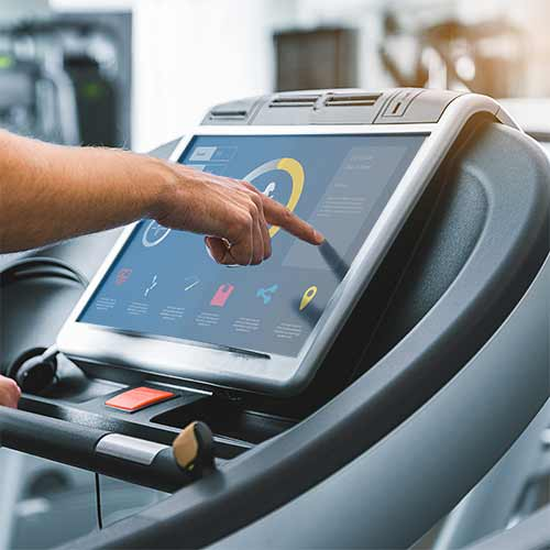 Fitness Console Computing System Design