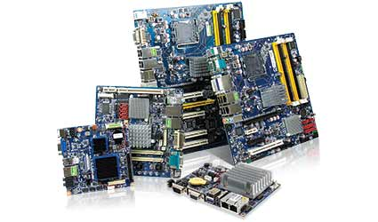 Industrial Motherboards