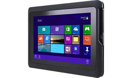 Semi-Rugged Tablet