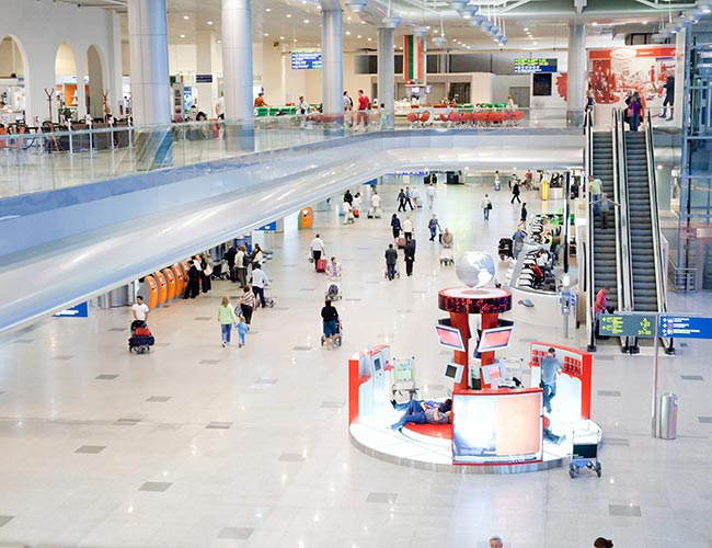 Smart Retail Shopping Mall