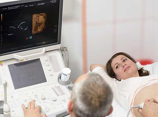 Hospital Ultrasound Equipment