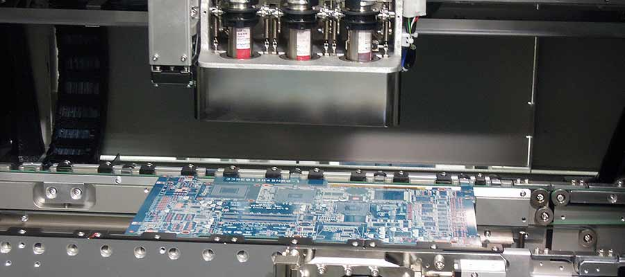Industrial Motherboard Production