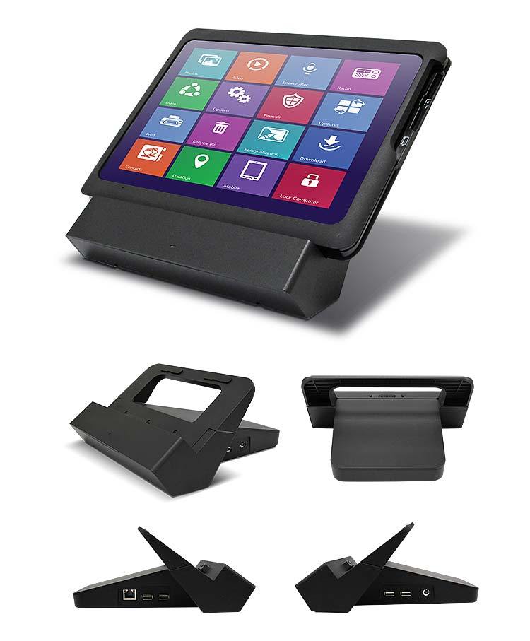 RiTab-10T1 Tablet Charging Dock Charging Cradle