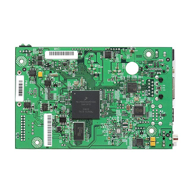 AR6MXCS NXP i.MX6 ARM Cortex A9 Solo Core Compact ARM Motherboard with DDR3 onboard 5V DC-in