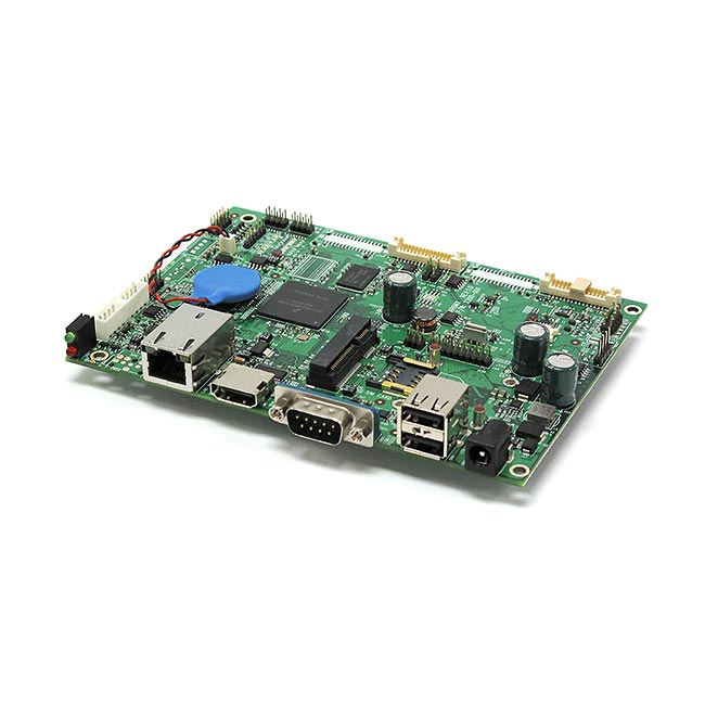 AR6MXS NXP i.MX6 ARM Cortex A9 Solo Core Low Power ARM Motherboard