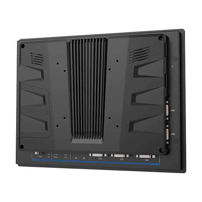 ARC-1209-B-Intel J1900 Rugged Fanless Panel PC