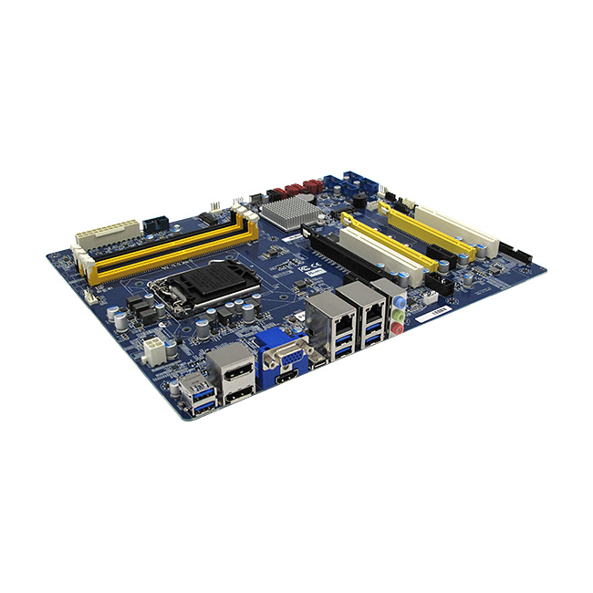 BC370Q Industrial ATX Motherboard supports 8th Gen Intel Coffee Lake Processors