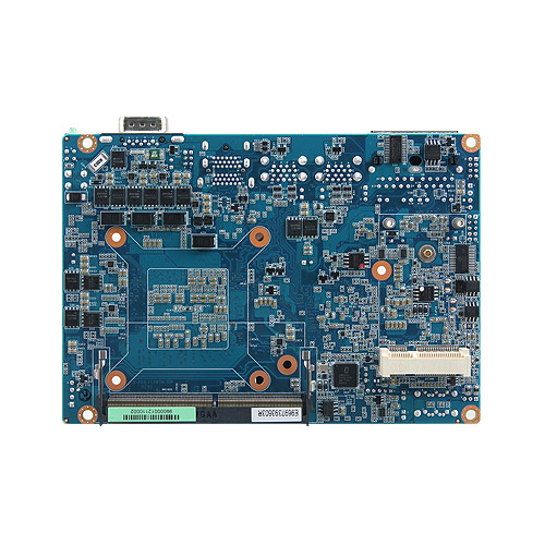 ECM-SKLH Gen Intel Skylake Core Processor i7/i5/i3 3.5 in Micro Module Intel QM170 Chipset