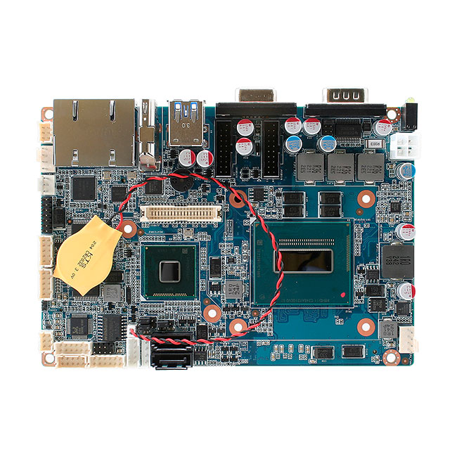 ECM-QM87 4th Gen Intel Core i7/i5/i3 Processor 3.5 inch SBC Micro Module Intel QM87 Chipset