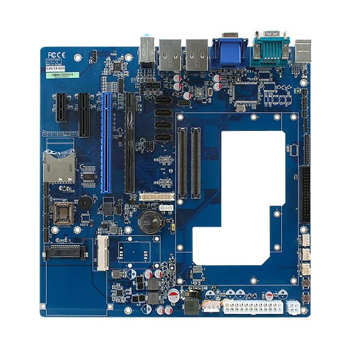 EEV-EX14 Micro ATX Type6 COM Express Carrier Board