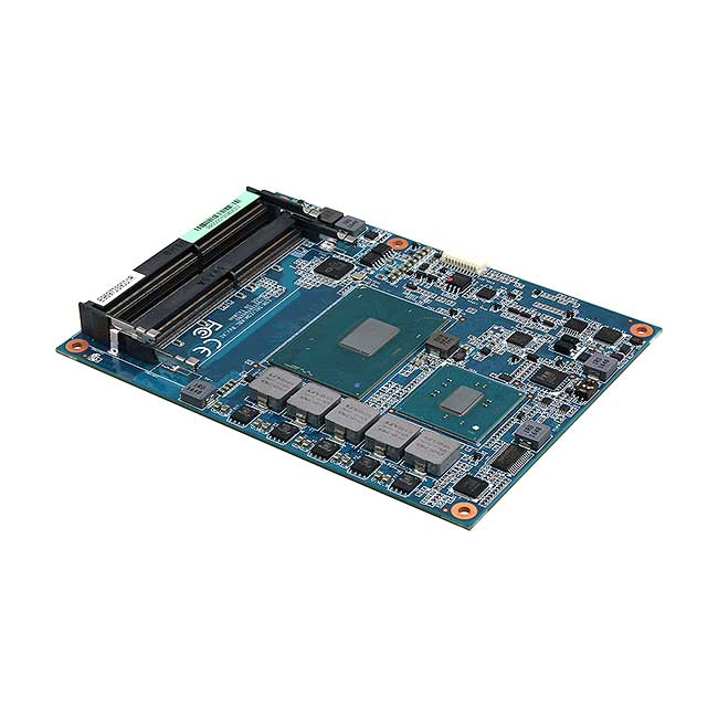 ESM-KBLA 7th Gen Intel Xeon Processors E3-15XX v6 Series/Core i3 series Processor Type 6 COMe Basic Module with Intel CM238 Chipset