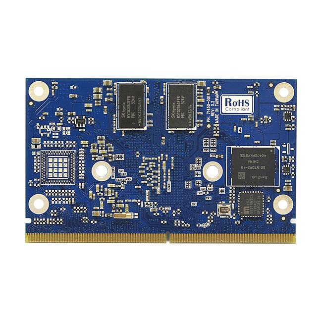 SMA-IMX6CS NXP i.MX6 ARM Cortex A9 Solo Core 1 GHz SMARC Module