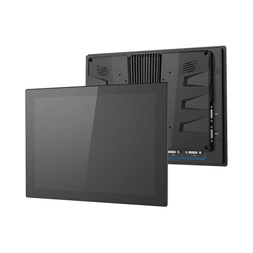 12.1 inch 6th Gen Intel ULT Core Processor i7/i5/i3 Fanless Rugged Touch Panel PC with IET Expansion