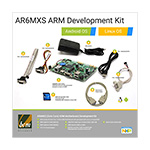 AR6MXS-DEV AR6MXS Solo Core Development Kit, Android/Linux/Ycoto OS