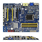 Intel® C246 ATX Motherboard supports Intel® Xeon E Processors with ECC Memory
