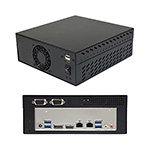 BI260-110HD Intel® H110 Mini ITX Barebone System supports Intel® Kaby Lake/ Skylake Core™ i7, i5, i3 Skylake processors