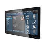 HID-2132 21.5 inch Slim design Multi-touch Medical Panel PC