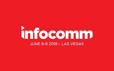 infoComm 2018 (BOOTH #N605)