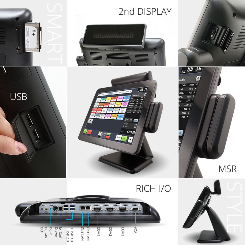 RITY152 POS System
